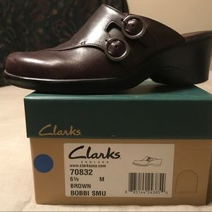Women's shoes- Clarks